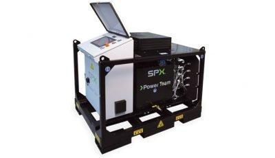 SPX Powerteam Motion Control System