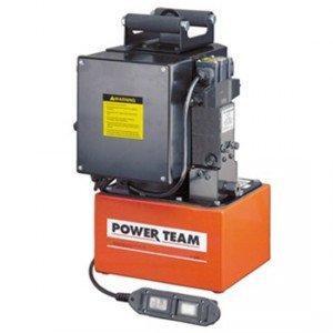 Power Team Electric Pump
