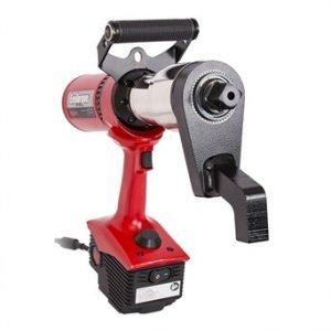 Straight on image of Evo Torque tool