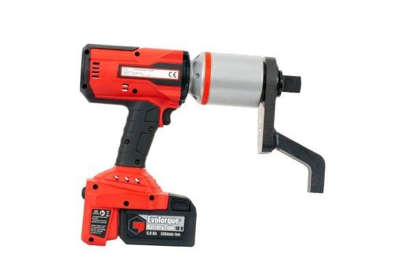 Side image of Orange Evo Torque Hand tool