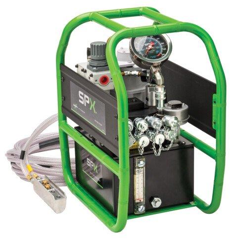 Air Hydraulic Torque Pump