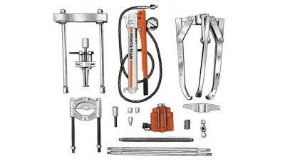 17.5T Hydraulic Puller Set