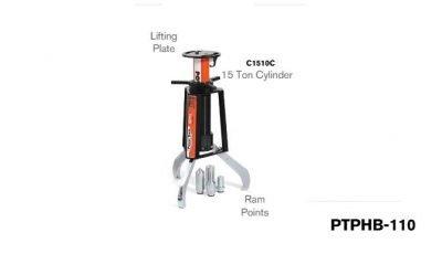Hydraulic Pullers Bundle PTPHB Series 5-50 Ton
