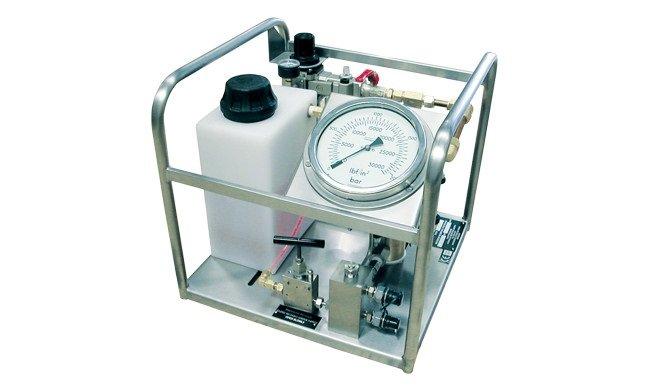 Topside Air Tensioner Pump