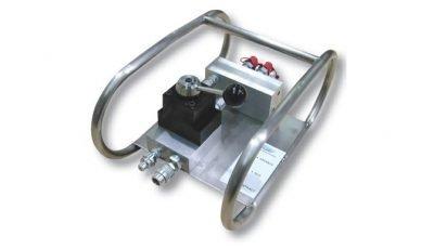 HCUCV070001: Remote Subsea Diver Control Valve