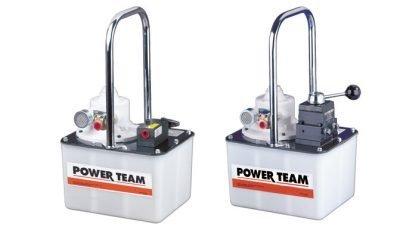 PA17 SERIES Powerteam Air Pump