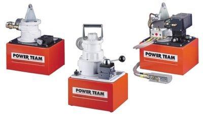 PA46/PA55 SERIES Powerteam Air Pump