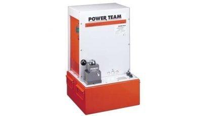 PQ120 SERIES Powerteam Electric Pump