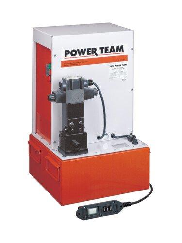 PQ60 SERIES Powerteam Electric Pump