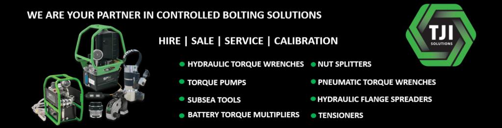 SPX Bolting Sale