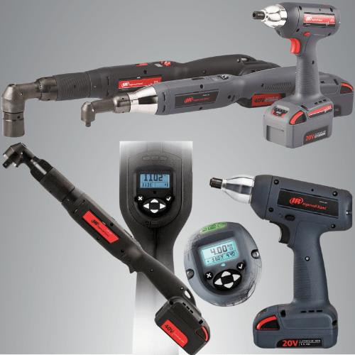 qx series cordless fastening tools