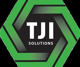 Logo for TJI Solutions header